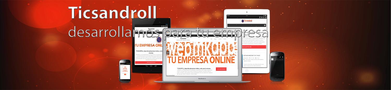 El diseño web y las aplicaciones adaptadas a cualquier tamaño de pantalla